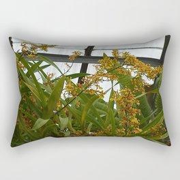 Oncidium Rectangular Pillow