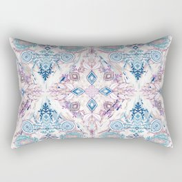 Wonderland in Winter Rectangular Pillow