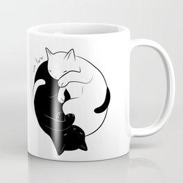 Eternal Cat Love Coffee Mug