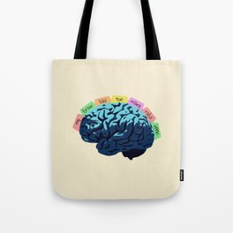 My Brain Has Too Many Tabs Open Tote Bag