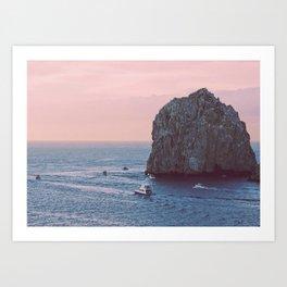 Cabo Art Print