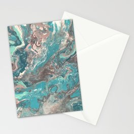 Bottom of the Ocean Stationery Cards