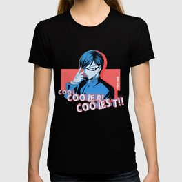 Cool, Cooler! COOLEST!! T-shirt