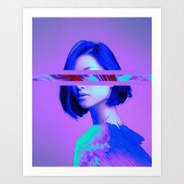 Dazern Art Print