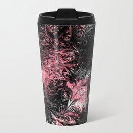 Abstract X 0.1 Metal Travel Mug