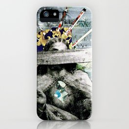 Jesus says...  iPhone Case