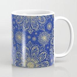 Midnight Mandala Coffee Mug