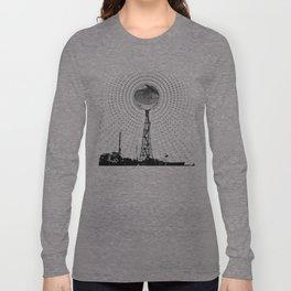 Garden Island Towers  Long Sleeve T-shirt