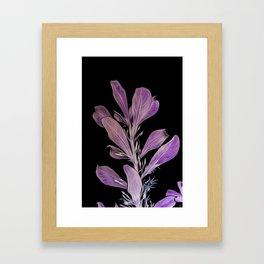 Plantasynthesis Framed Art Print