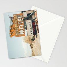 GOLDEN HILLS MOTEL Stationery Cards
