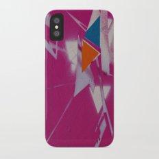 cherry blossom  iPhone X Slim Case