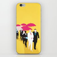 gatsby iPhone & iPod Skins featuring Gatsby by Fräulein Fisher