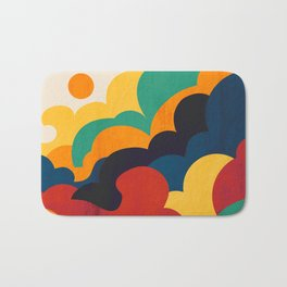 Cloud nine Bath Mat