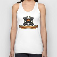 master chief Tank Tops featuring Master Chief by Toby Court