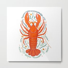 THERE'S NO CRAY LIKE HOME Metal Print