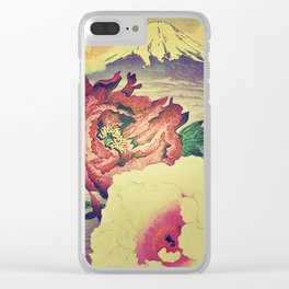 Flowering at Hamata Clear iPhone Case