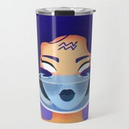 Aquarius Travel Mug
