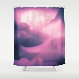 Medusa In Love Shower Curtain