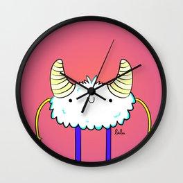 Lovely monster Wall Clock