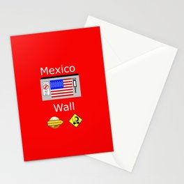 Mexico Wall Stationery Cards