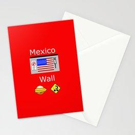 Mexico Wall Stationery Cards
