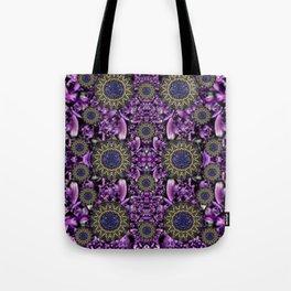 Flowers from paradise in fantasy elegante Tote Bag
