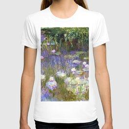 Water Lilies,1922 - Claude Monet T-shirt