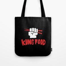 KUNG FOOD Tote Bag