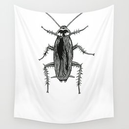 roach Wall Tapestry