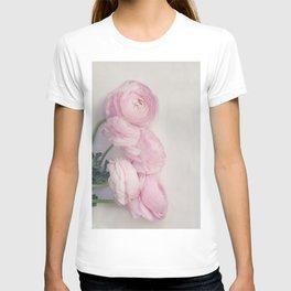 Pink Peonies T-shirt
