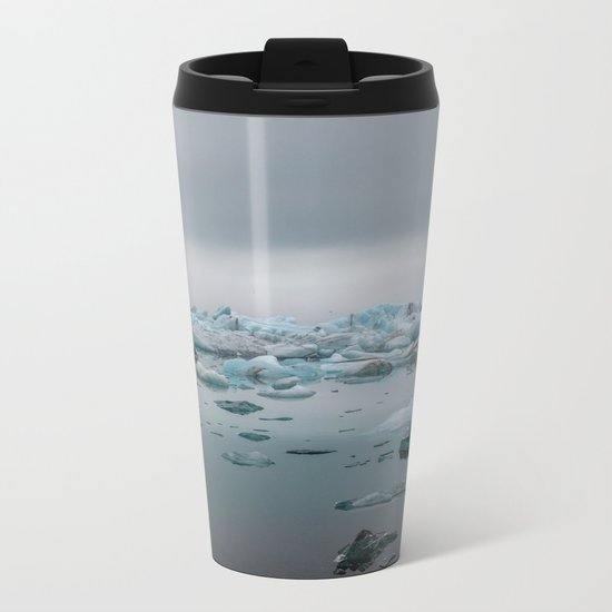 Ice Breaker Metal Travel Mug