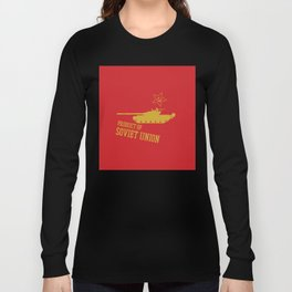 T-72 (Product of SOVIET UNION) Long Sleeve T-shirt