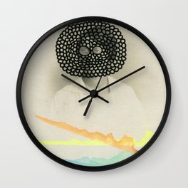 Led Contrast Wall Clock