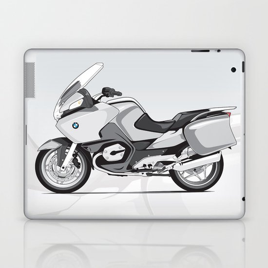 RT-1200 (Dad's Ride) Laptop & iPad Skin