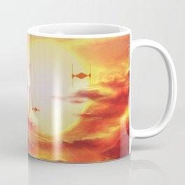 Tie Fighters Coffee Mug