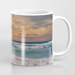 Navarre Beach Sunset Coffee Mug