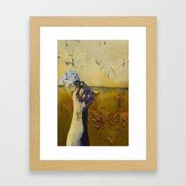 Exchange- Foolishness for Wisdom Framed Art Print