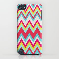 GIRLY SURF CHEVRON iPod touch Slim Case