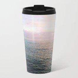 I Sea You Metal Travel Mug