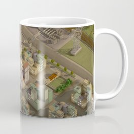 Biogas City Coffee Mug