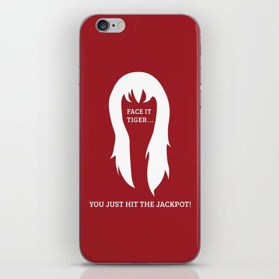Spiderman - Mary Jane 'Jackpot' iPhone & iPod Skin