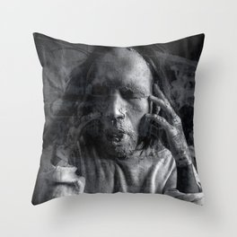 Personality disorder Throw Pillow