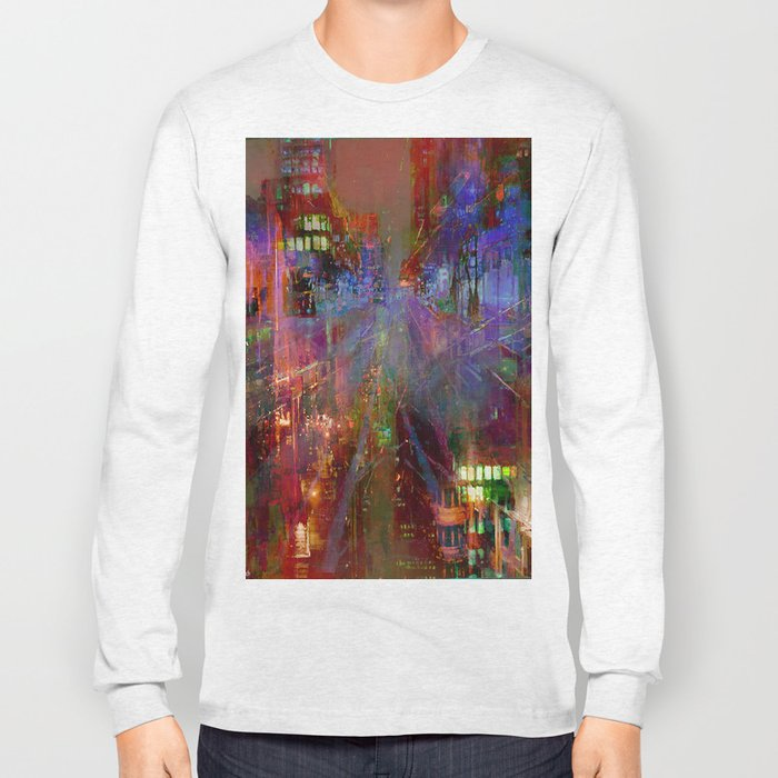 Somewhere in your unconscious Long Sleeve T-shirt