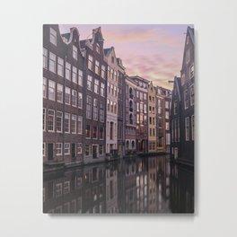 Amsterdam 2 Metal Print