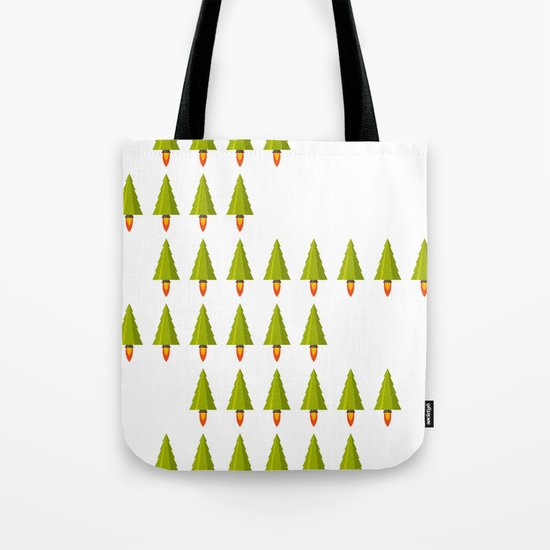 X-Mass Rockerts Tote Bag