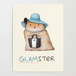 Glamster Poster