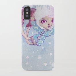 Snow iPhone Case