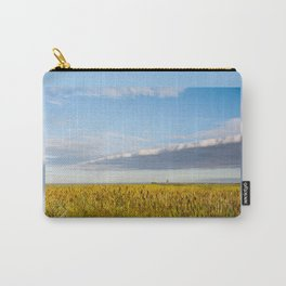 Morass grass in sun rising Carry-All Pouch