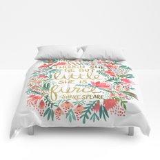 Little & Fierce Comforters