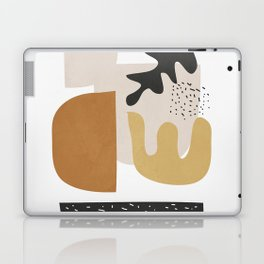 Abstract Shapes  2 Laptop & iPad Skin